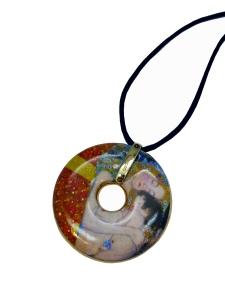 Gustav Klimt - Trois ages de la femme - Collier